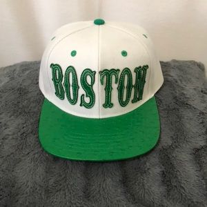 Boston Celtic cap